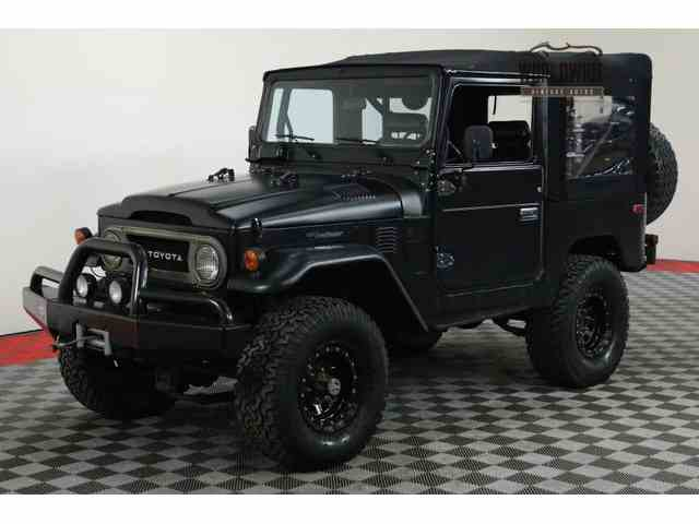 Picture of 1978 Land Cruiser FJ located in Colorado - $23,900.00 Offered by Worldwide Vintage Autos - N9OY