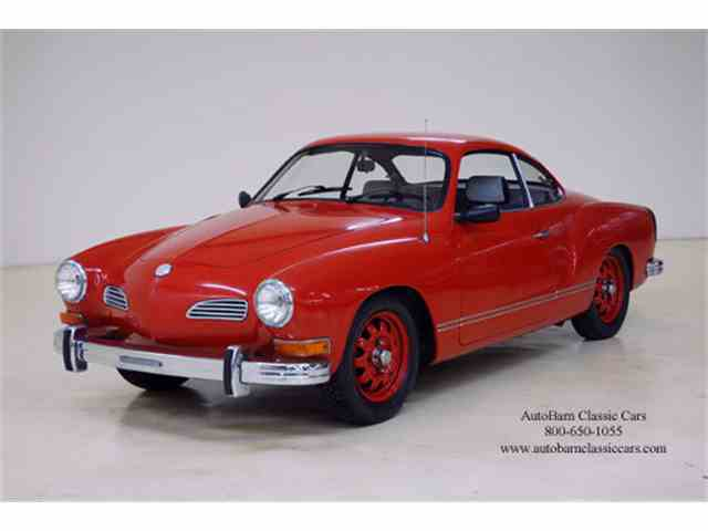 Picture of Classic '72 Volkswagen Karmann Ghia Offered by  - N9P1