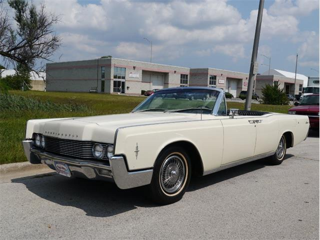 Picture of '66 Continental - N9PE