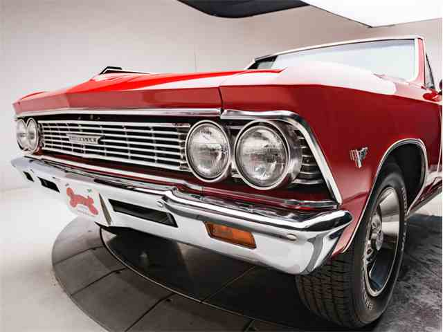 Picture of Classic 1966 Malibu located in Iowa Offered by Duffy's Classic Cars - N9Q4