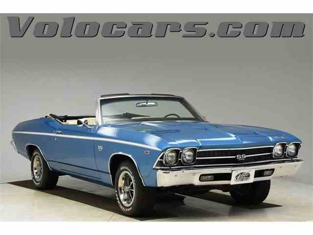 Picture of Classic 1969 Chevelle located in Illinois Offered by Volo Auto Museum - N9Q7