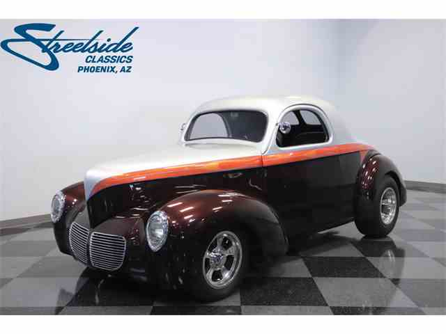Picture of Classic '40 Coupe located in Mesa Arizona - $50,995.00 Offered by  - N9QK