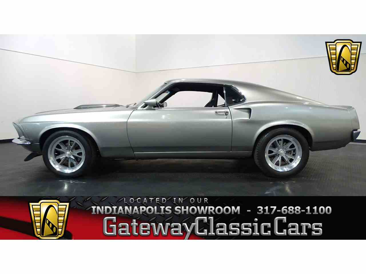 1969 Ford Mustang for Sale   ClassicCars.com   CC-1080571
