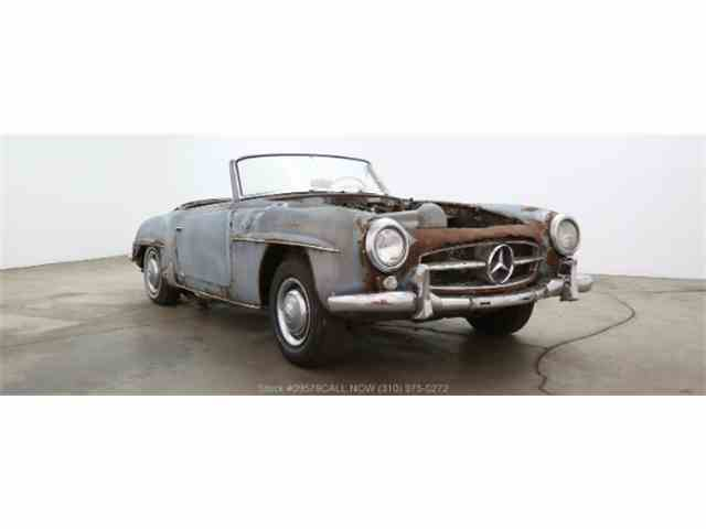 Picture of Classic '59 190SL Offered by Beverly Hills Car Club - N9R2