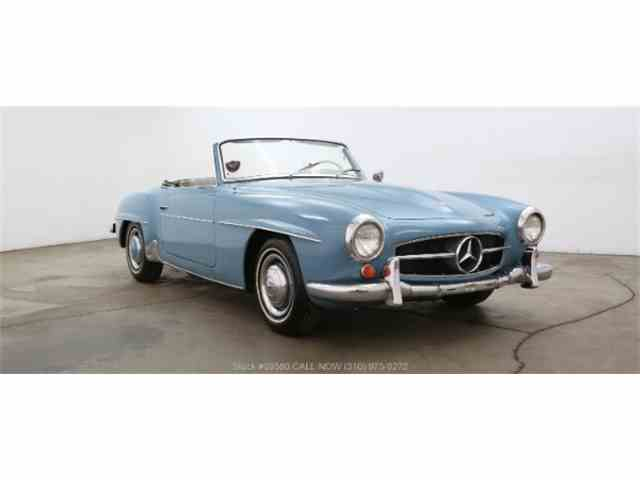 Picture of '61 190SL - N9R3