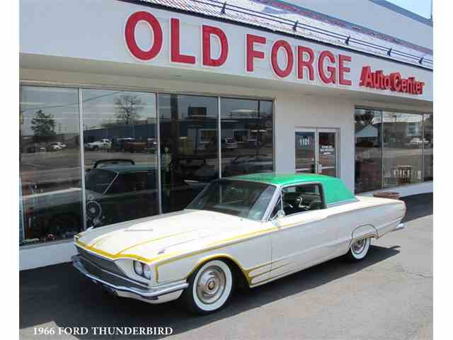 Picture of '66 Thunderbird - N9RF