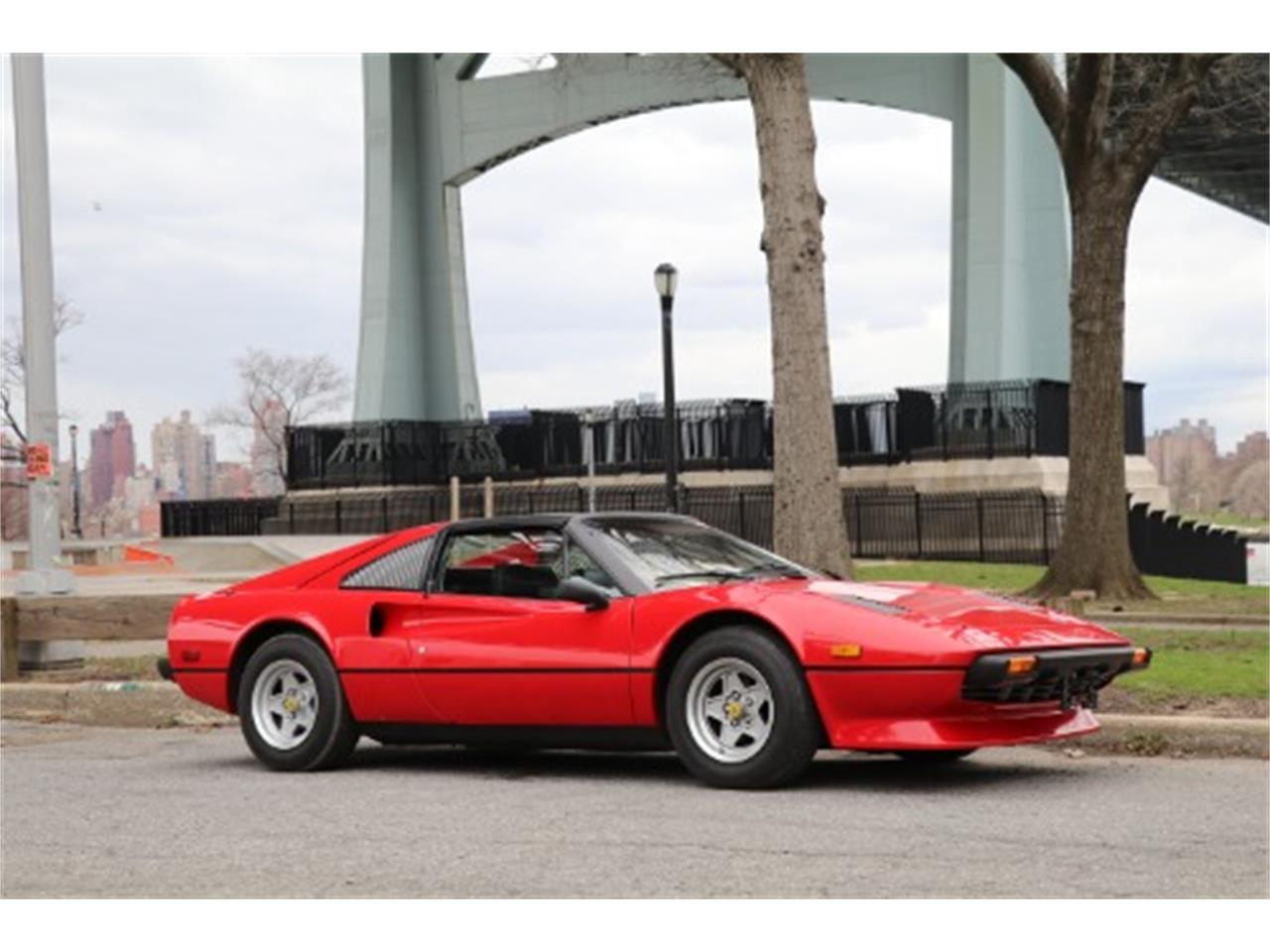 Large Picture of '78 308 GTS - N9RZ