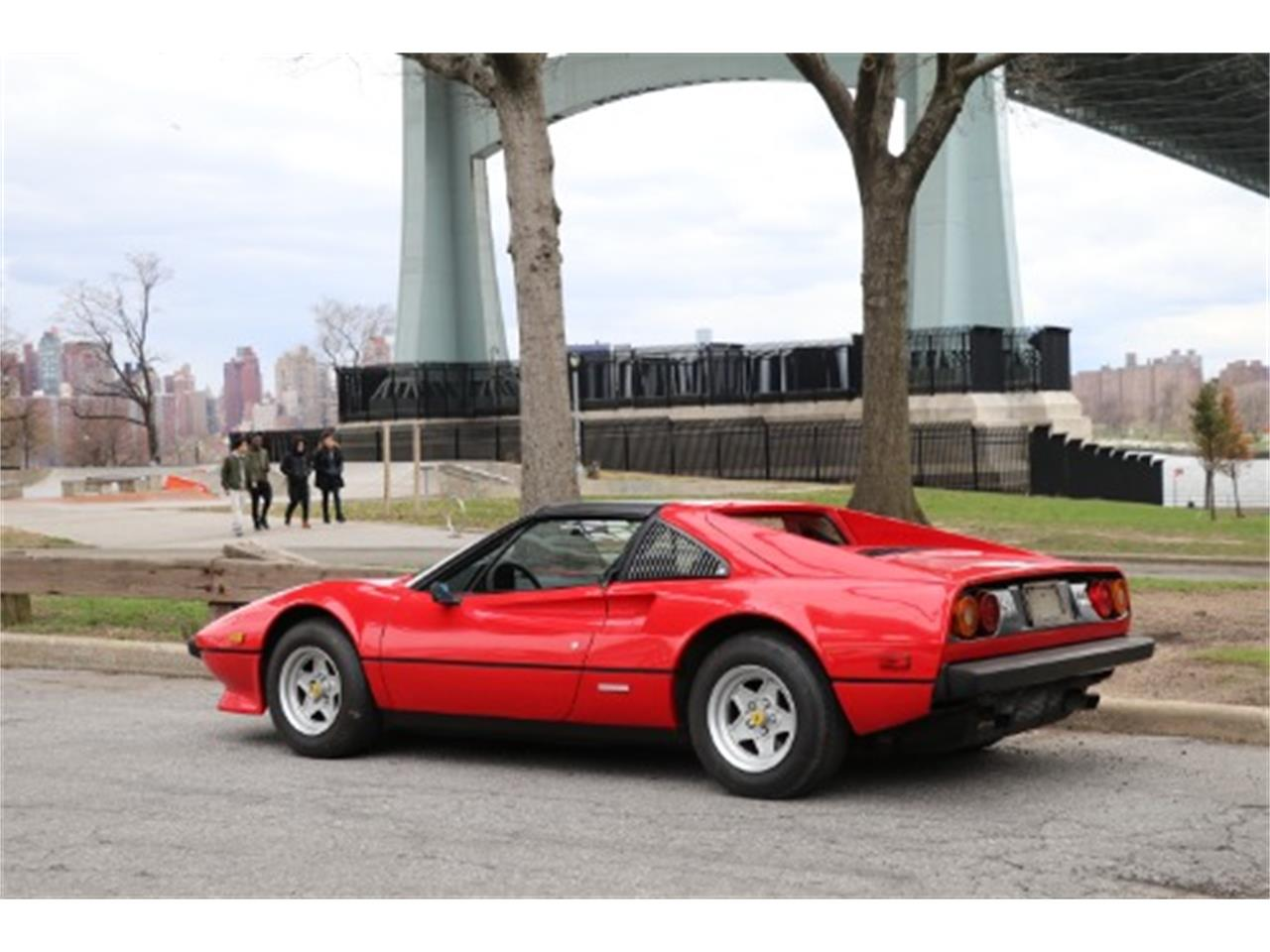 Large Picture of 1978 Ferrari 308 GTS - $56,500.00 Offered by Gullwing Motor Cars - N9RZ