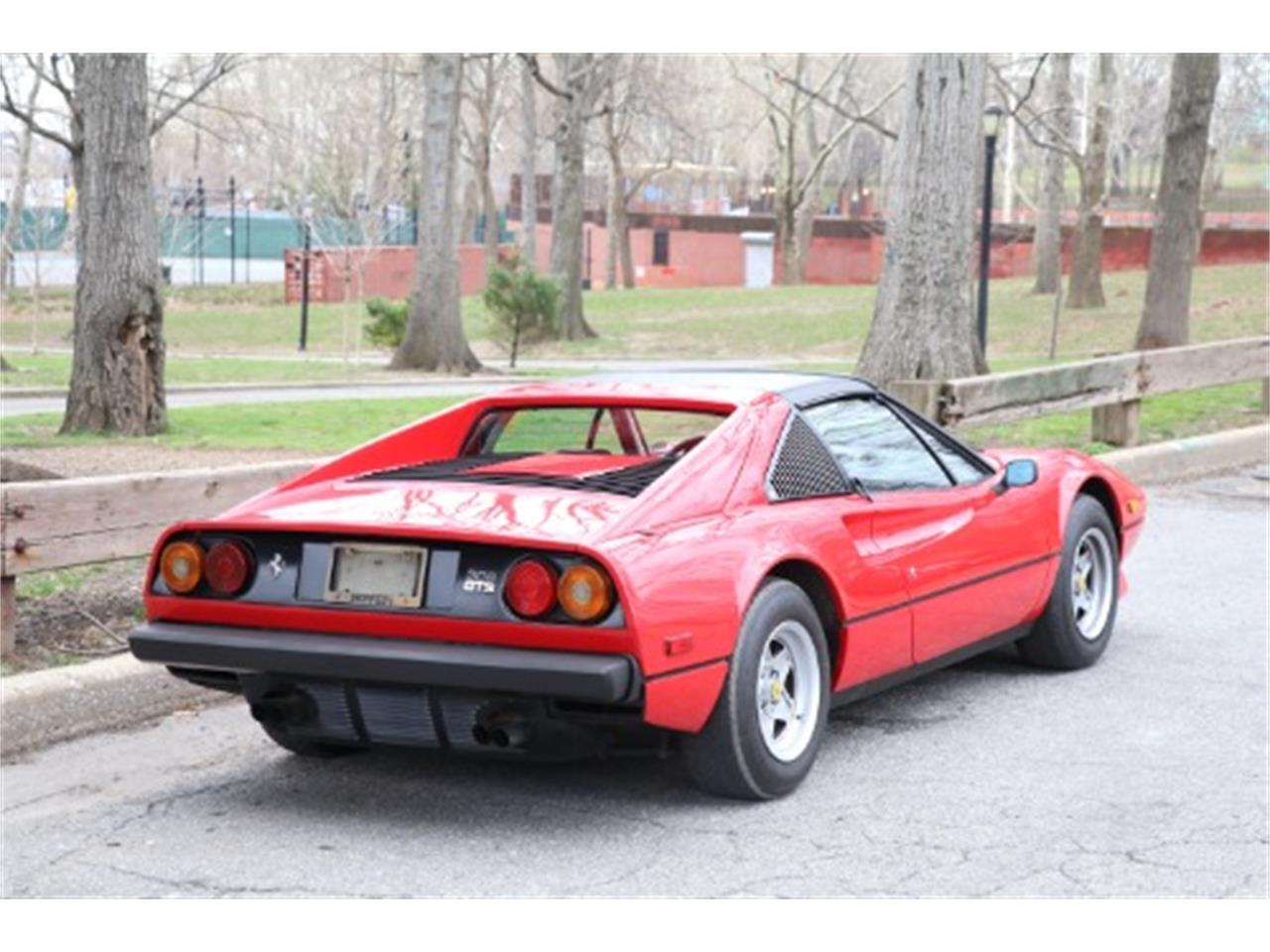 Large Picture of 1978 Ferrari 308 GTS located in Astoria New York - $56,500.00 Offered by Gullwing Motor Cars - N9RZ