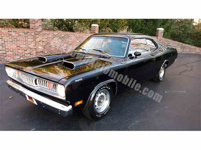 Picture of 1971 Duster located in Maryland Auction Vehicle - N9SC