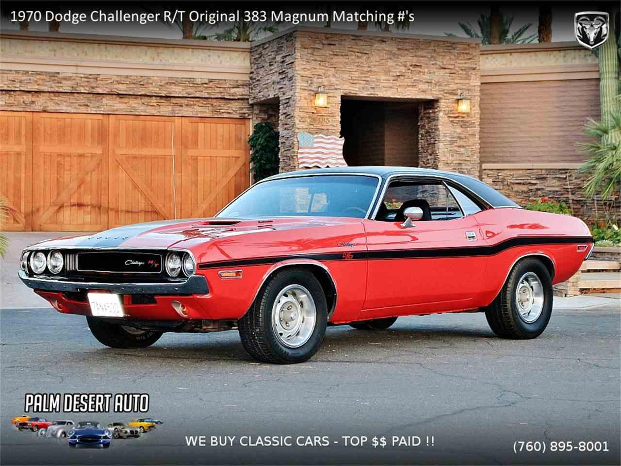 1970 Dodge Challenger R/T for Sale | ClassicCars.com | CC-1085781