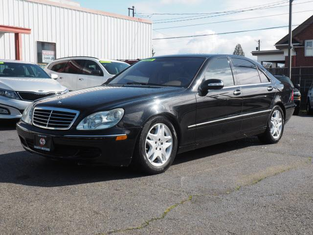 Picture of '03 Mercedes-Benz S-Class located in Tacoma Washington - $6,990.00 - N9SW