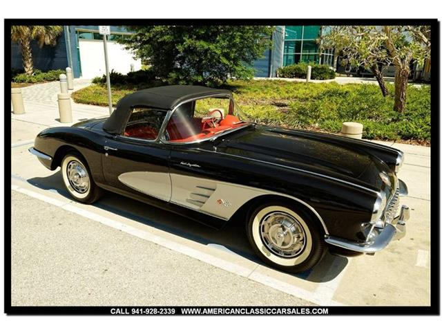 Picture of Classic 1959 Chevrolet Corvette located in Sarasota Florida - $99,500.00 - N9SY