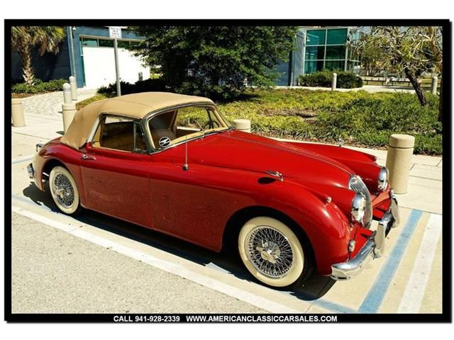 Picture of Classic 1959 Jaguar XK Offered by  - N9T1