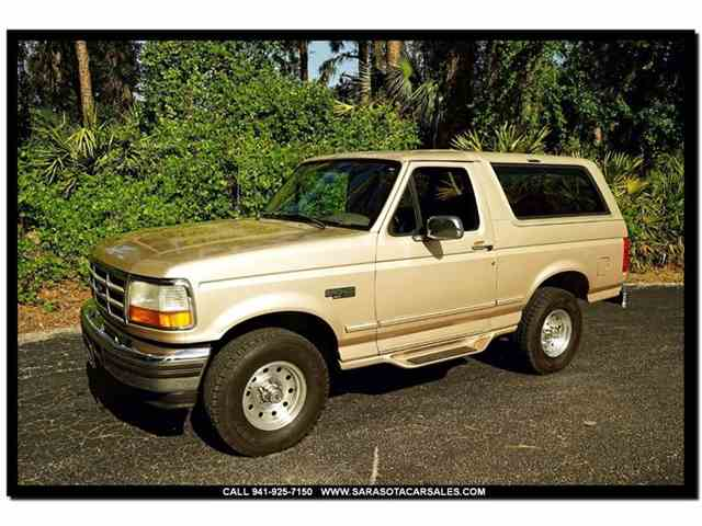 Picture of '96 Bronco - N9T3