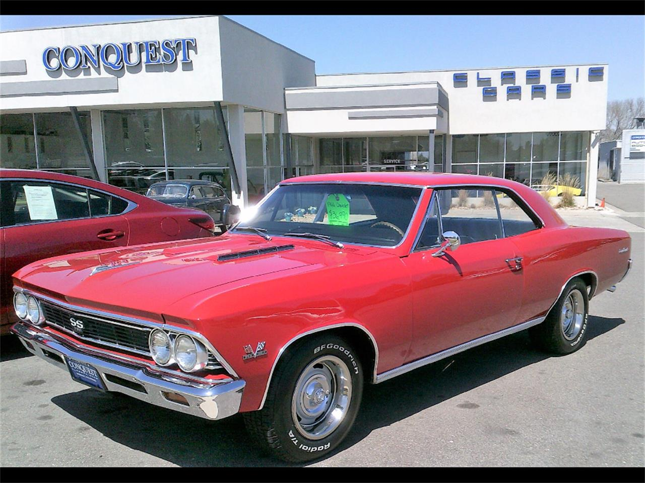 Large Picture of '66 Chevelle - N9T9