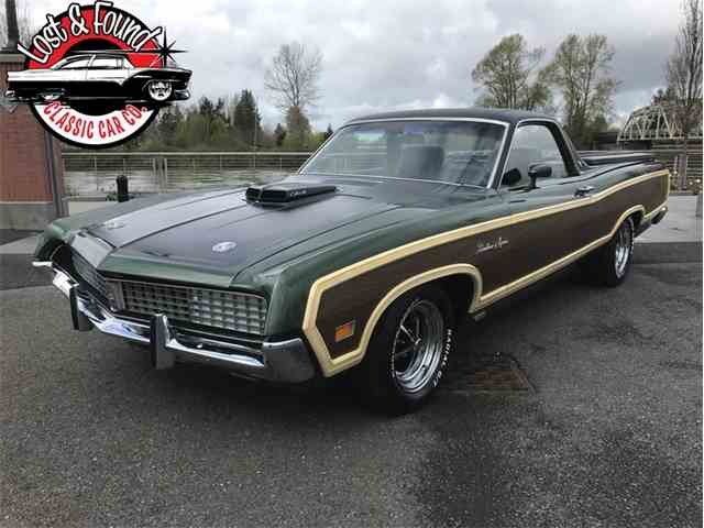 Picture of '71 Ranchero - N9TF