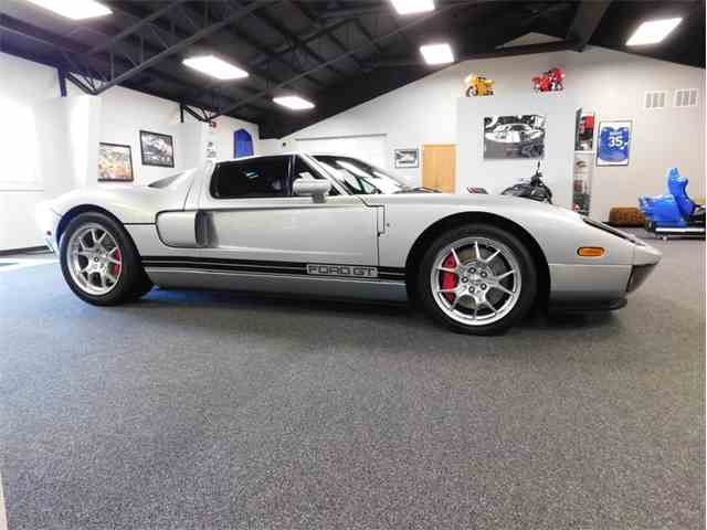 Picture of 2005 GT Auction Vehicle Offered by Wheeler Auctions - N9TH