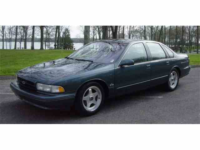 Picture of 1996 Chevrolet Impala SS located in Tennessee - N9TJ