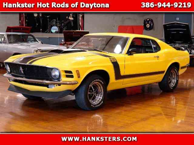 Picture of '70 Mustang - N5S6