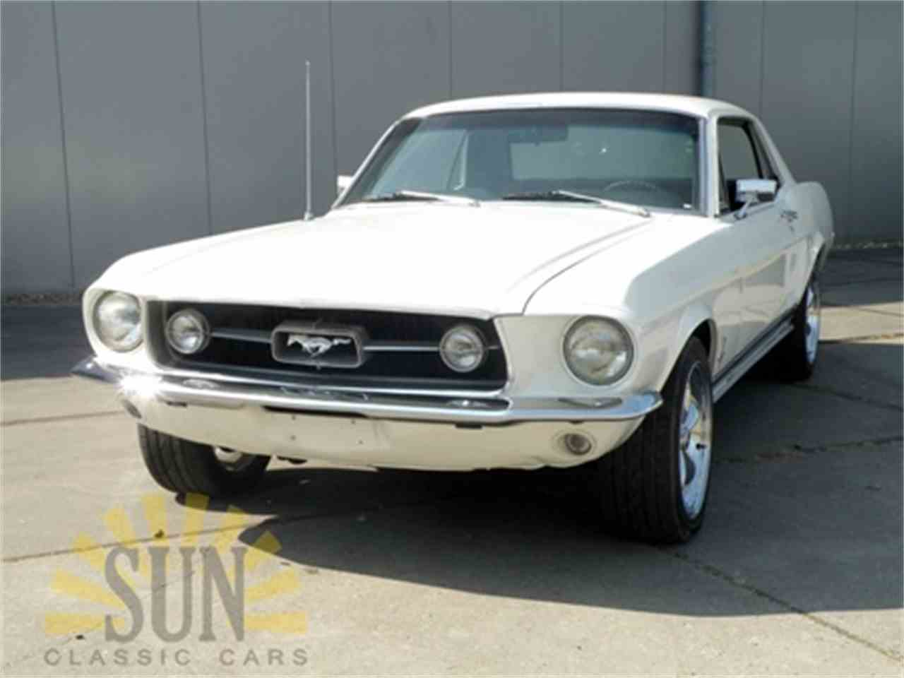 1967 Ford Mustang for Sale   ClassicCars.com   CC-1085844