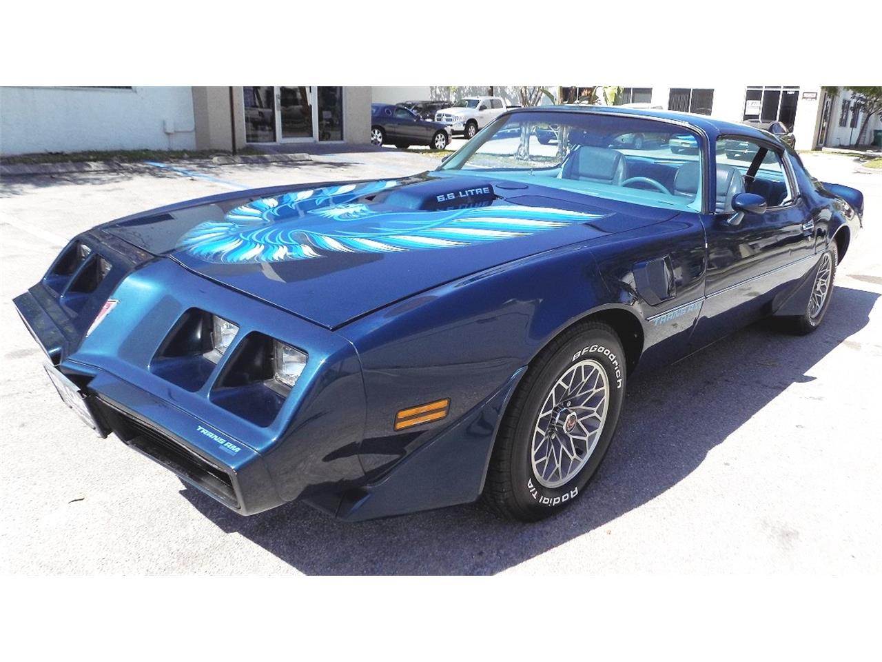 Large Picture of '79 Firebird Trans Am Firehawk - N9UD