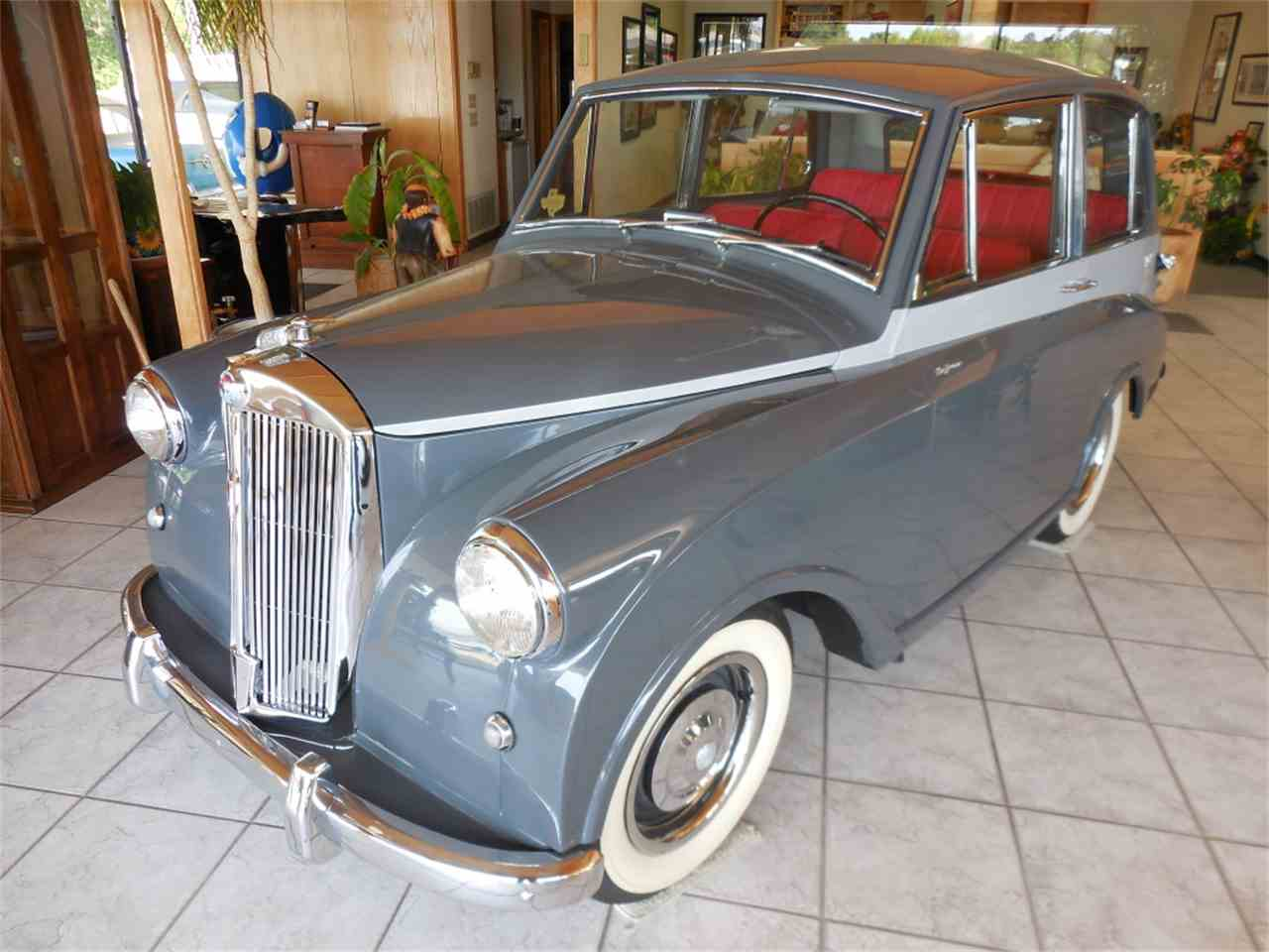 1953 triumph mayflower for sale cc 1085857 for Mayflower car shipping
