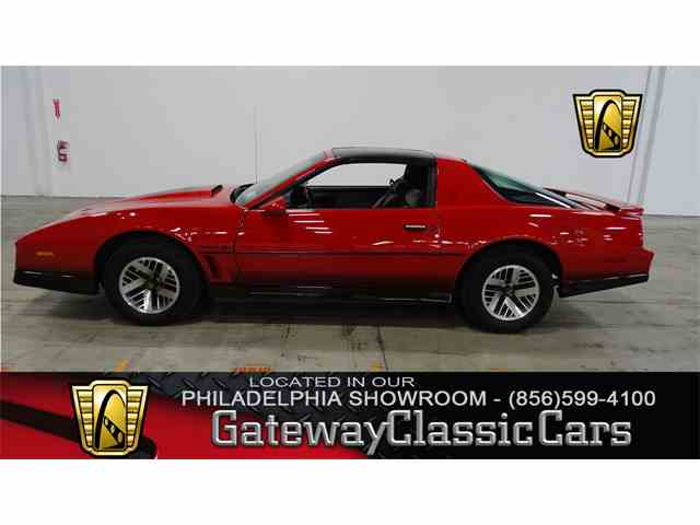 Picture of '84 Pontiac Firebird located in West Deptford New Jersey - $14,995.00 Offered by Gateway Classic Cars - Philadelphia - N5SA