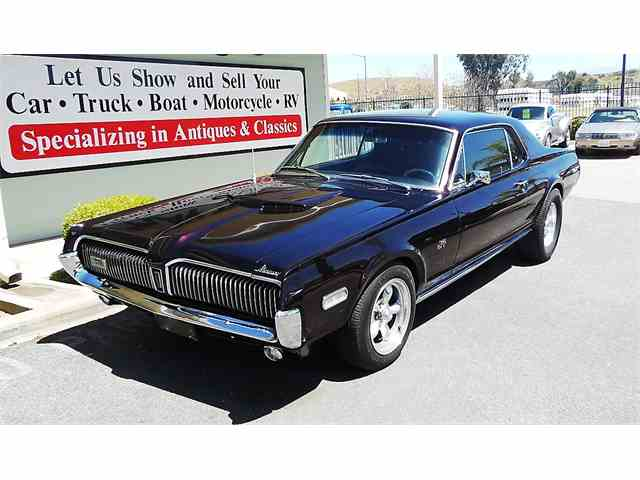 Picture of '68 Cougar - N9VA