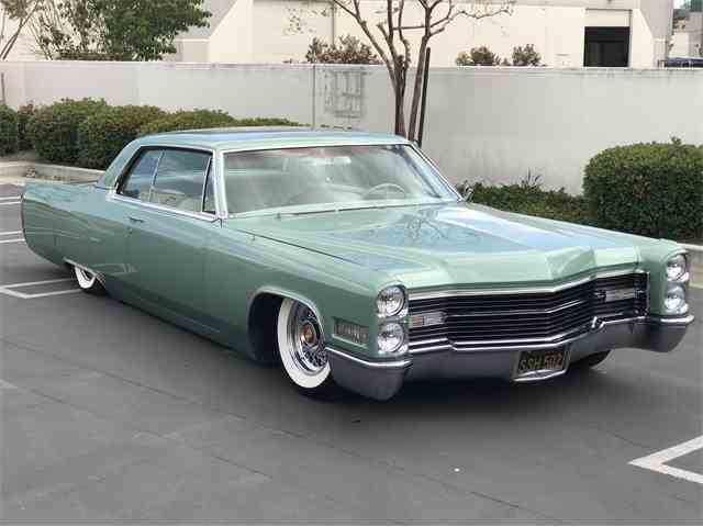 Picture of Classic '66 Coupe DeVille located in CALIFORNIA Offered by a Private Seller - N9VH