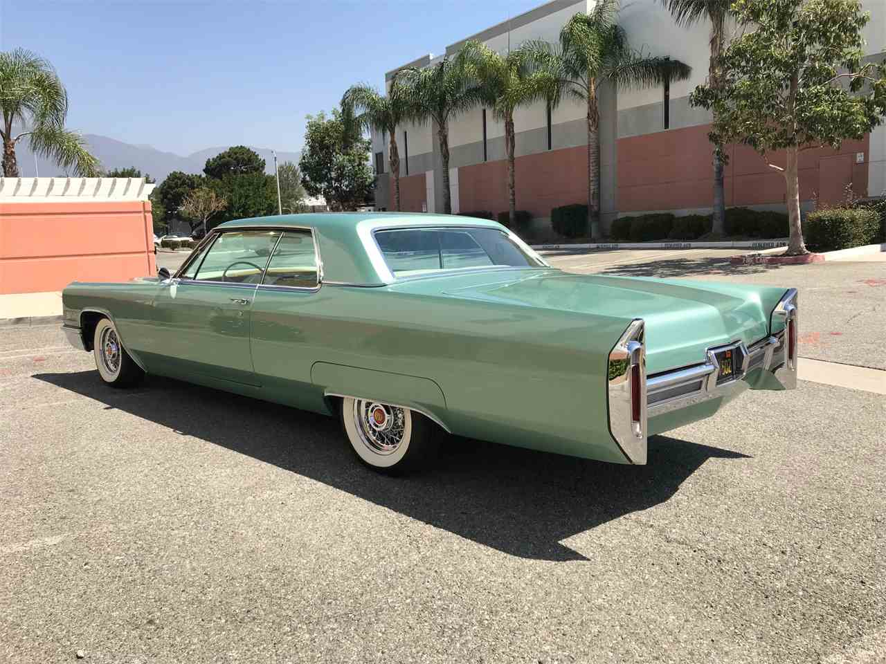 1966 Cadillac Coupe DeVille for Sale   ClassicCars.com ...