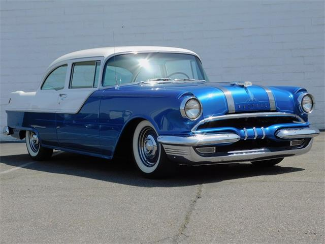 1955 to 1957 pontiac chieftain for sale on. Black Bedroom Furniture Sets. Home Design Ideas