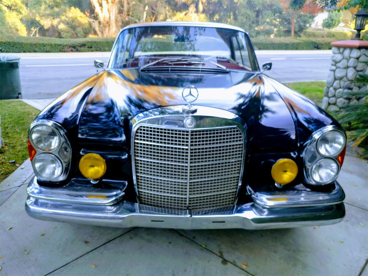 For Sale: 1968 Mercedes Benz 280SE In West Covina, California