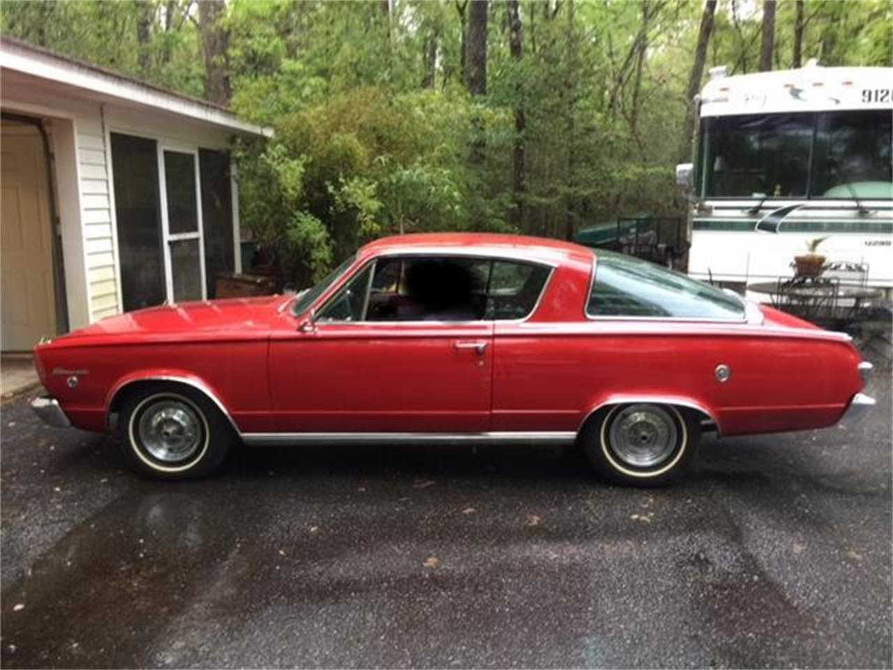 For Sale: 1966 Plymouth Barracuda in orange, California