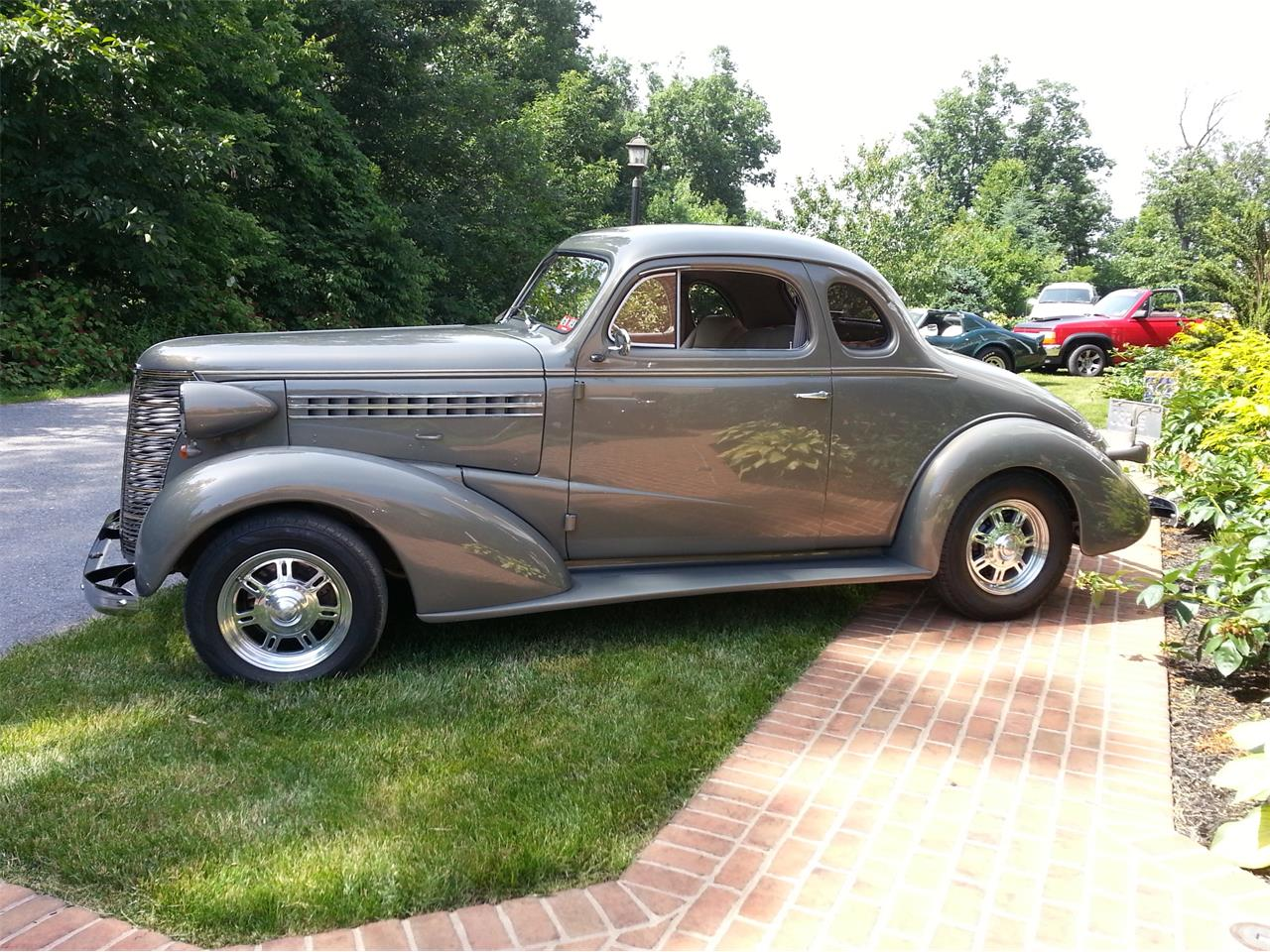 For Sale 1938 Chevrolet Business Coupe In Martinsburg West Virginia