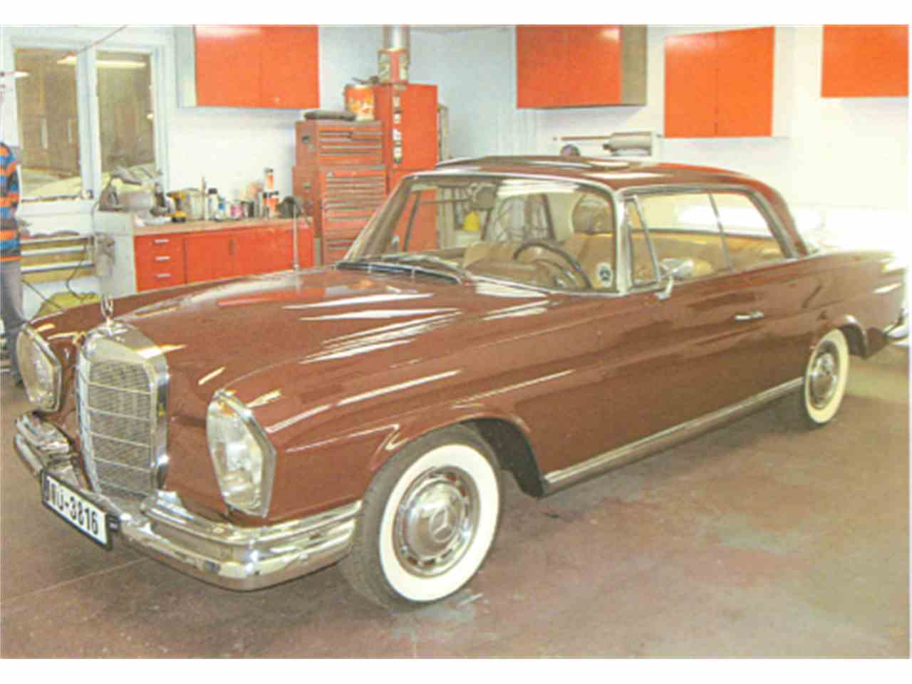 1961 Mercedes-BenzSEb 220 for Sale | ClassicCars.com | CC-1085912