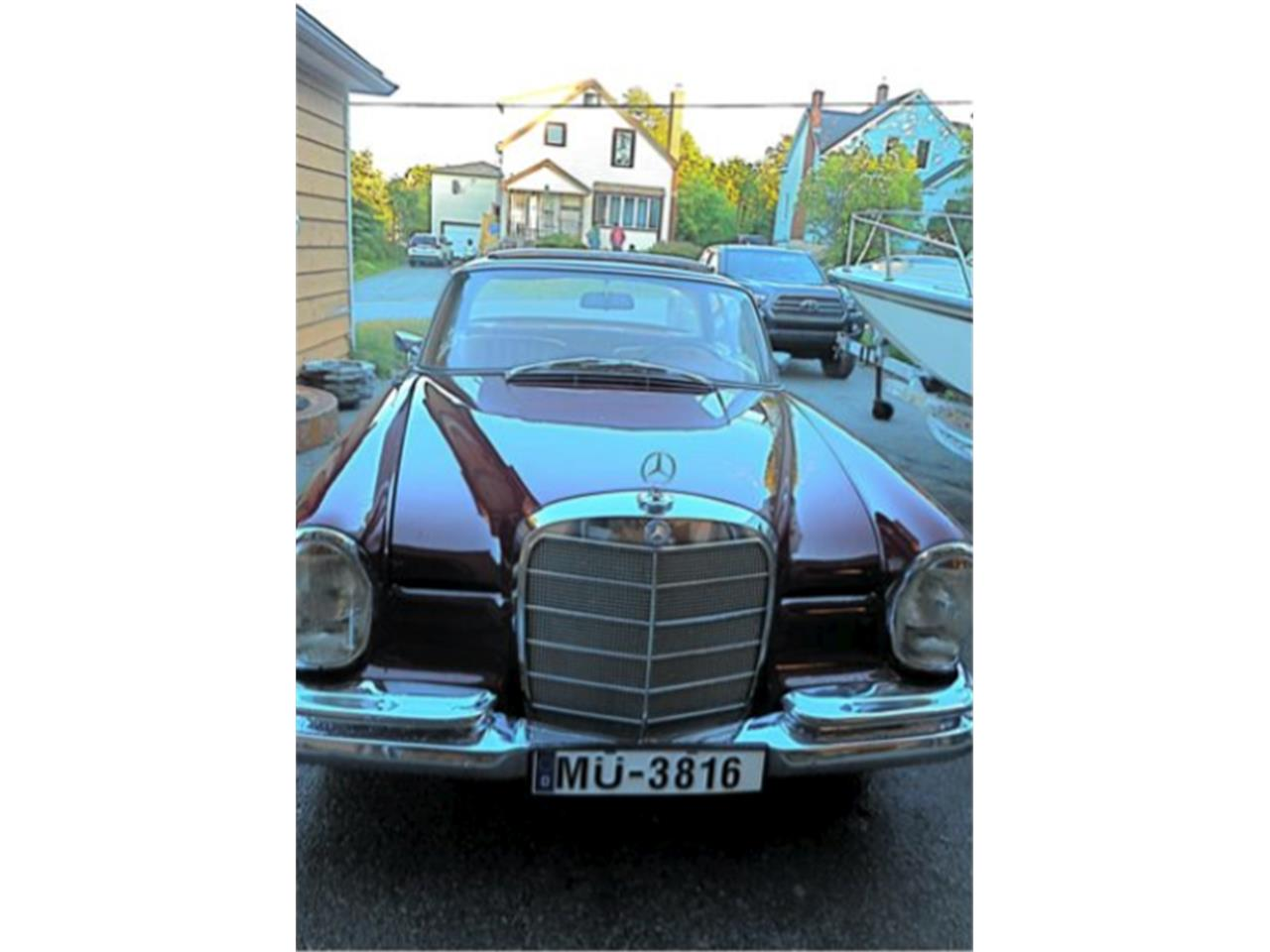 Large Picture of 1961 Mercedes-Benz 220SEb - $73,000.00 Offered by a Private Seller - N9W8