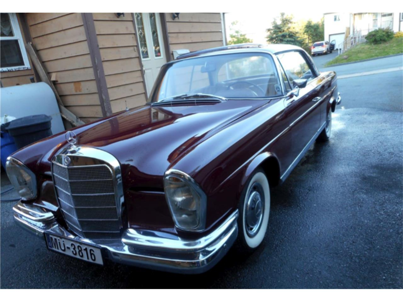 Large Picture of '61 Mercedes-Benz 220SEb located in Halifax Nova Scotia - $73,000.00 Offered by a Private Seller - N9W8