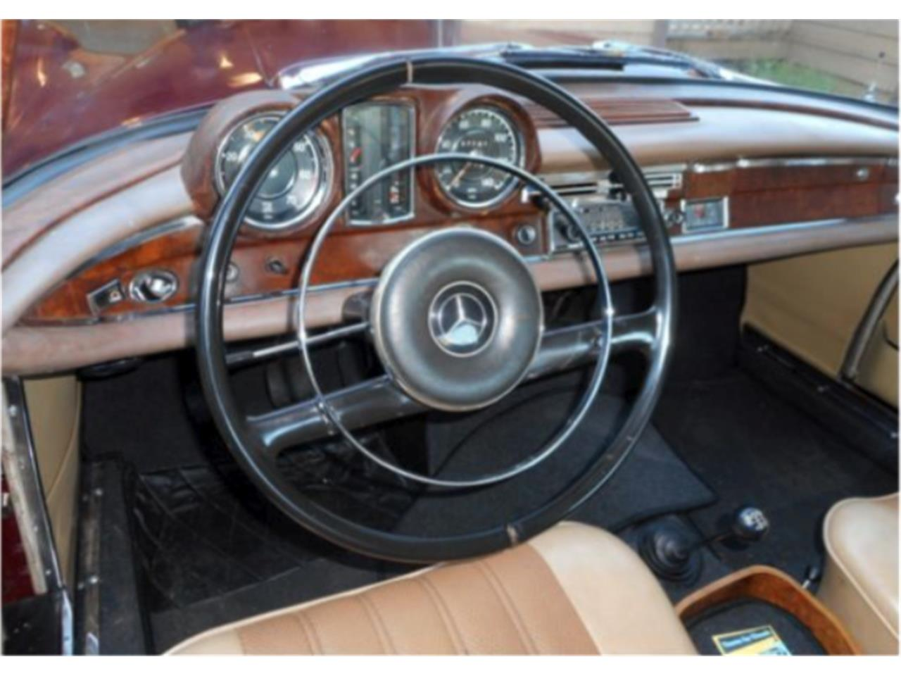 Large Picture of Classic 1961 220SEb - $73,000.00 - N9W8