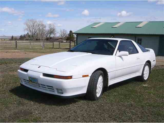 Picture of 1989 Toyota Supra Auction Vehicle - N9WD