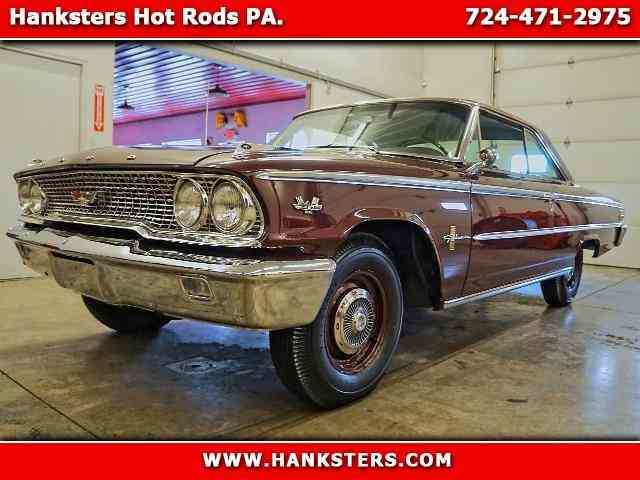 Picture of Classic 1963 Ford Galaxie 500 XL located in Indiana Pennsylvania - $149,900.00 Offered by  - N5SG