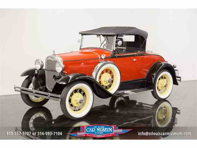 Picture of '30 Model A - N9WH