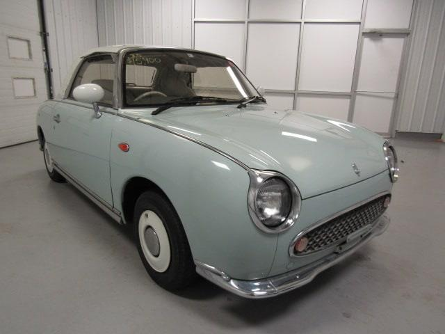 Picture of '91 Nissan Figaro located in Christiansburg Virginia - N9WR