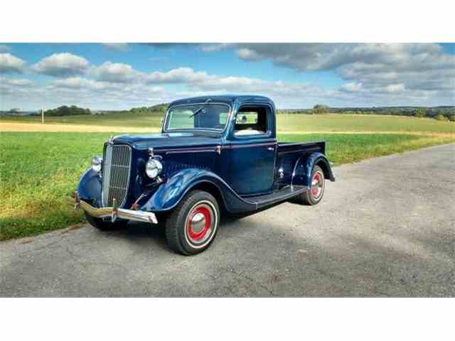 Picture of '36 Pickup - N9XL