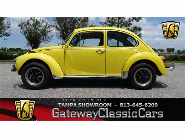 Picture of 1974 Super Beetle located in Ruskin Florida - $11,995.00 - N9XZ