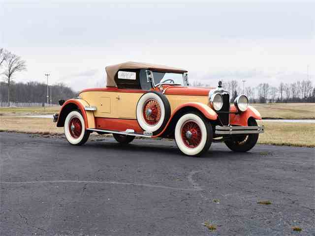 Picture of '27 Boattail Speedster - N9Y5