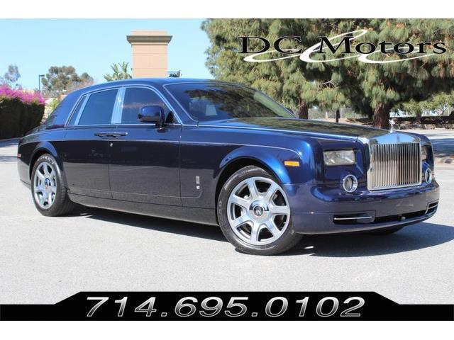 Picture of 2009 Rolls-Royce Phantom located in Anaheim California - N9YB
