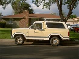 Picture of '81 Bronco Offered by a Private Seller - N5DO