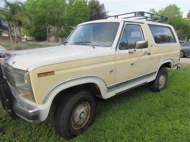 Picture of '81 Ford Bronco located in California - N5DO