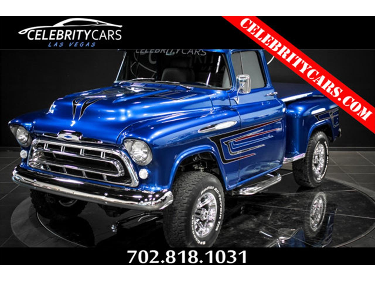 1957 Chevrolet Pickup For Sale Cc 1086013 Pick Up Large Picture Of 57 N9z1